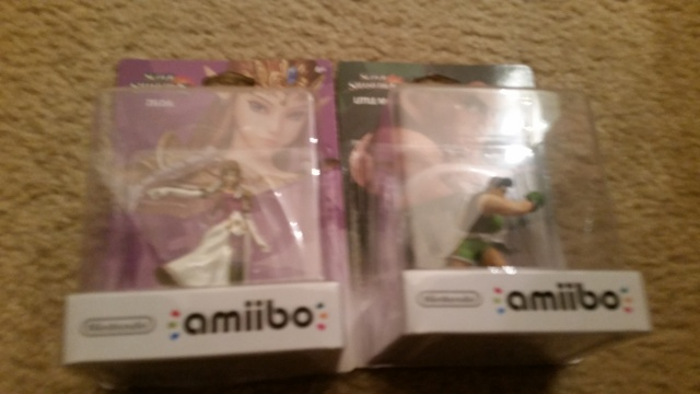 Breaking News: Wave 2 of Amiibos spotted at Toys R Us! 20141210