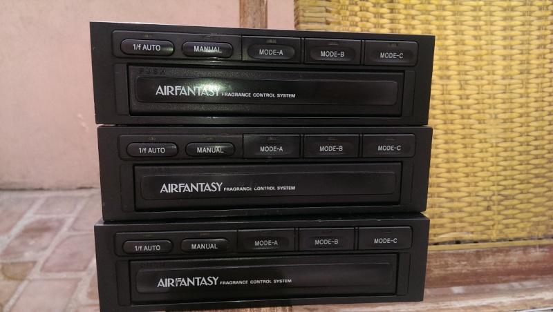 Extremely Rare AE101 Air Fantasy Fragrance Control System 2014-047