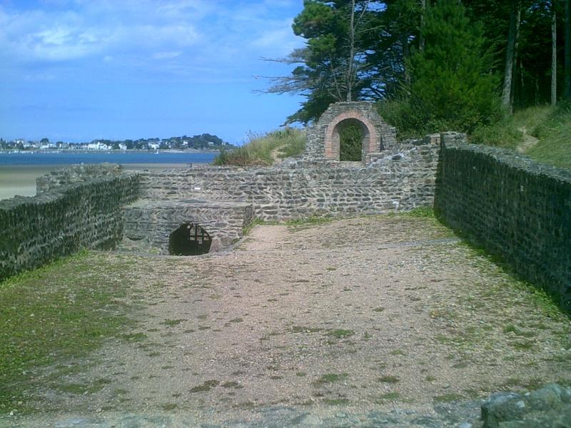 visite des thermes gallo-romaines de Plestin les grèves Dscf0218