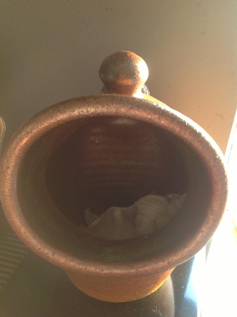 Mick Arnold, Caoldair Pottery , Scotland 2014-104