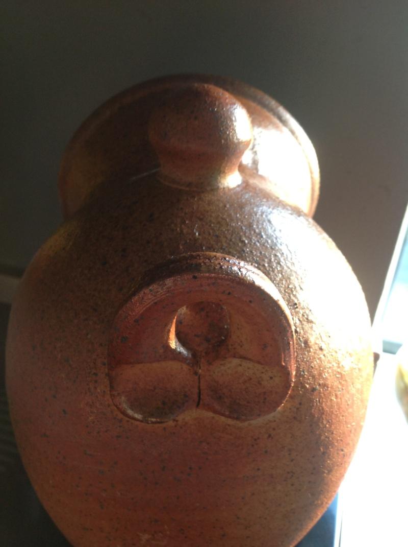 Mick Arnold, Caoldair Pottery , Scotland 2014-105