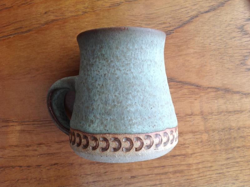 Pale green mug 2014-168