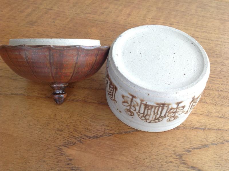 Lidded house trinket pot 2014-175
