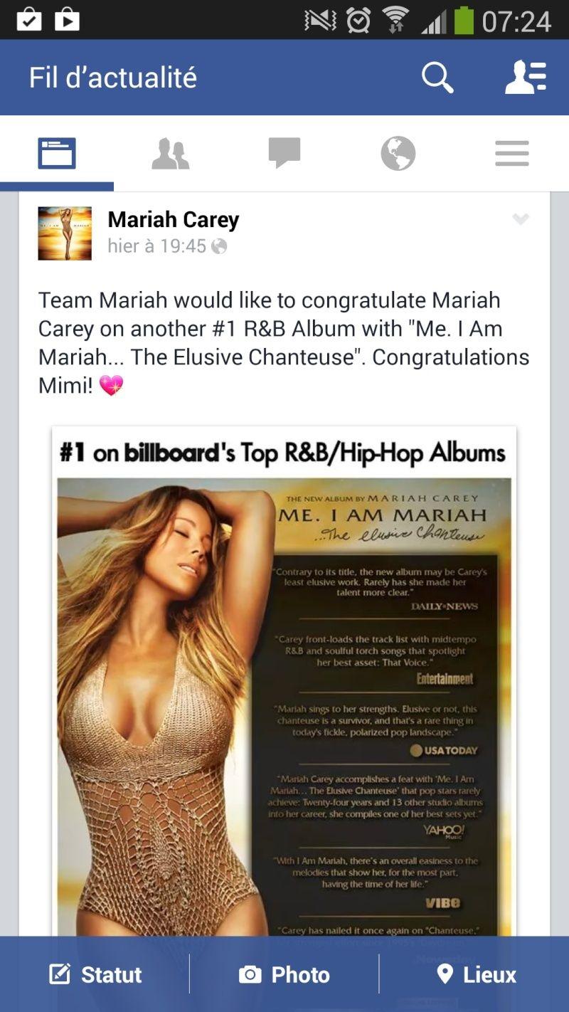 [CHARTS] Me. I Am Mariah... - Page 3 Screen11