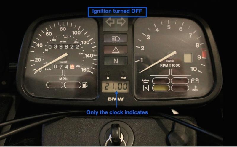 Indicators, lights, horn, brake lights all ok but no dash lights or ignition. Igniti10