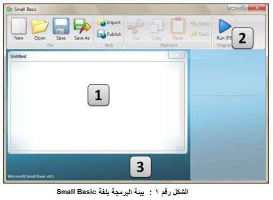 المدخل للبرمجة باستخدام لغة   Microsoft Small Basicللمبتدئين 111