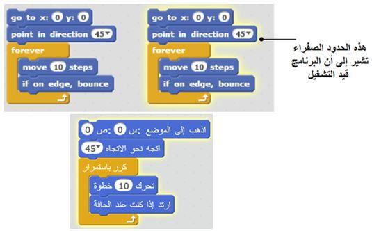 أكاديمية علوم المستقبل - للمبتدئين وللمحترفين - للصغار وللكبار - تعلم البرمجة مع برنامج سكراتش Scratch 1610