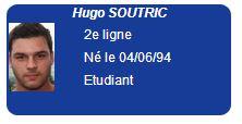 effectif 2014/2015... les infos Soutri10