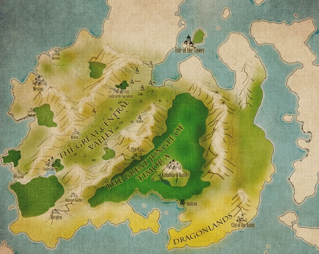 Continent - Anor Anorfu10