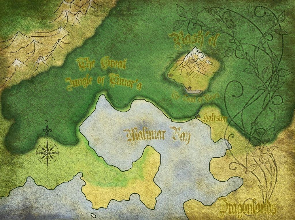 Region: Sacred Jungle (Map) Medmap10
