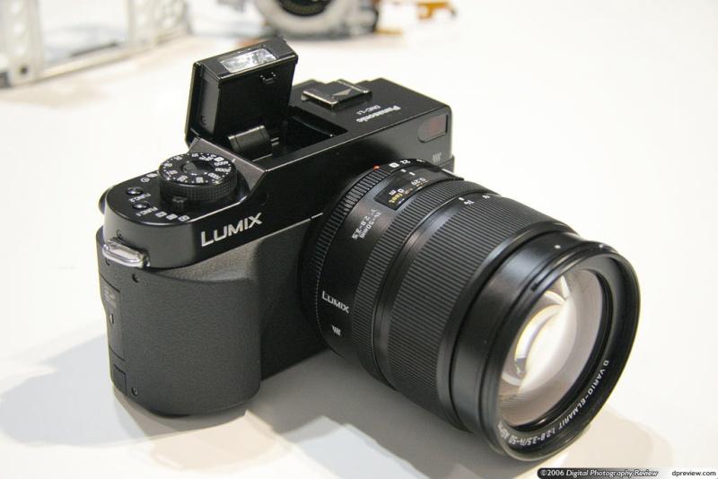 La gamme Lumix Dmc_l110