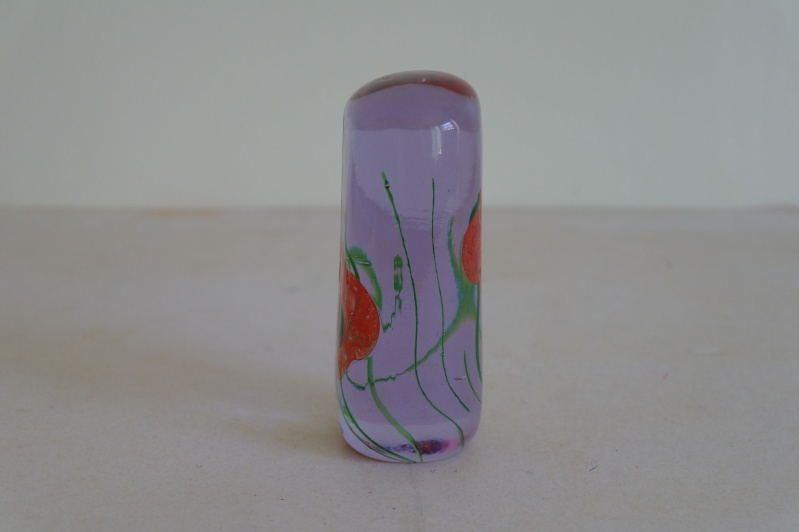 Caithness Poppies Paperweight Sam_1010