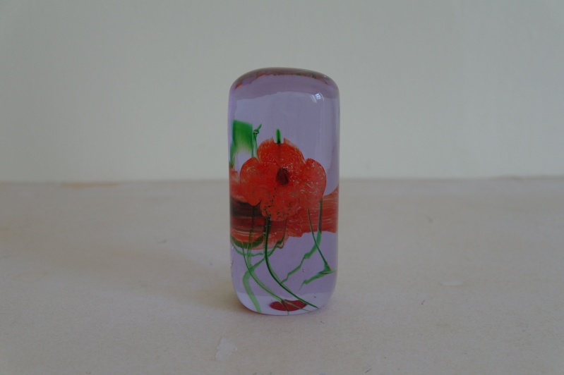 Caithness Poppies Paperweight Sam_1013