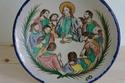 Last Supper Plate - Tin Glaze? Sam_8015