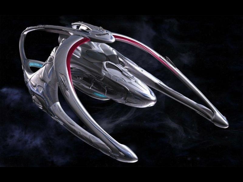 Најубавите Space Ship Androm10