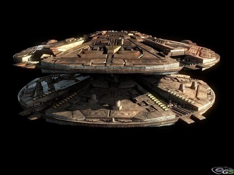 Најубавите Space Ship Cylon_10