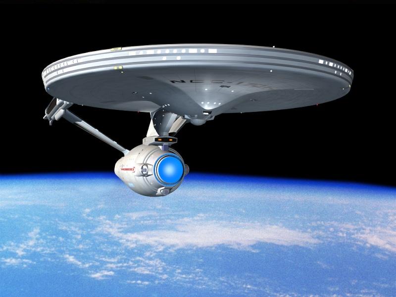 Најубавите Space Ship Enterp10