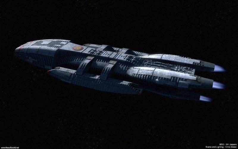 Најубавите Space Ship Galact10
