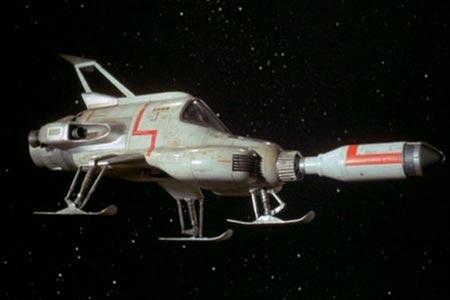 Најубавите Space Ship Moonba10