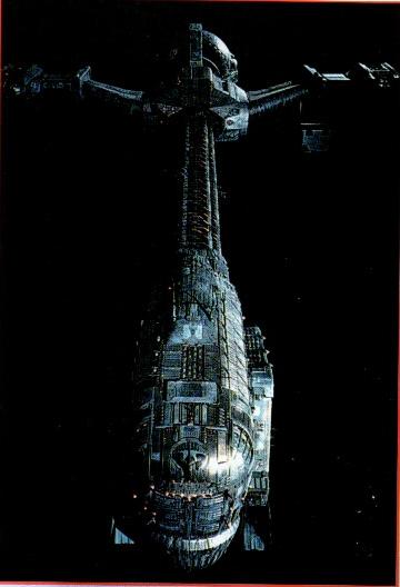 Најубавите Space Ship The_ev10