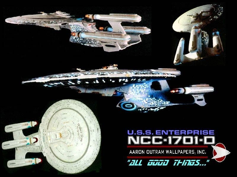 Најубавите Space Ship Uss_en10