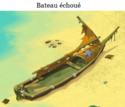 Indices Chasse aux trésors et Portail. Bateau11