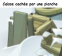 Indices Chasse aux trésors et Portail. Caisse14