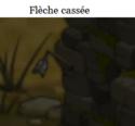 Indices Chasse aux trésors et Portail. Fleche13