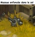Indices Chasse aux trésors et Portail. Massue10