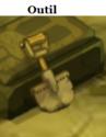 Indices Chasse aux trésors et Portail. Outil17