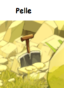 Indices Chasse aux trésors et Portail. Pelle10