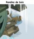 Indices Chasse aux trésors et Portail. Rondin11