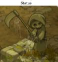 Indices Chasse aux trésors et Portail. Statue17