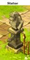 Indices Chasse aux trésors et Portail. Statue20