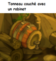 Indices Chasse aux trésors et Portail. Tonnea20