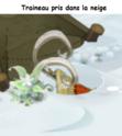 Indices Chasse aux trésors et Portail. Traine15