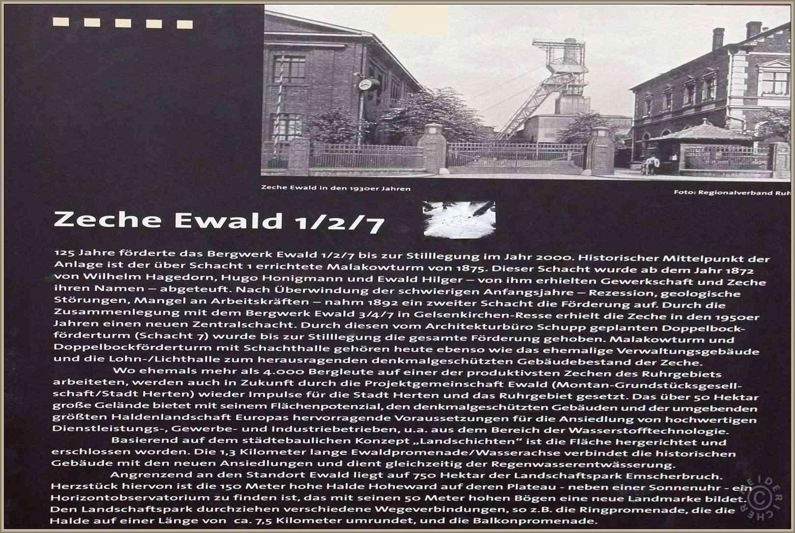 Zeche Ewald 111