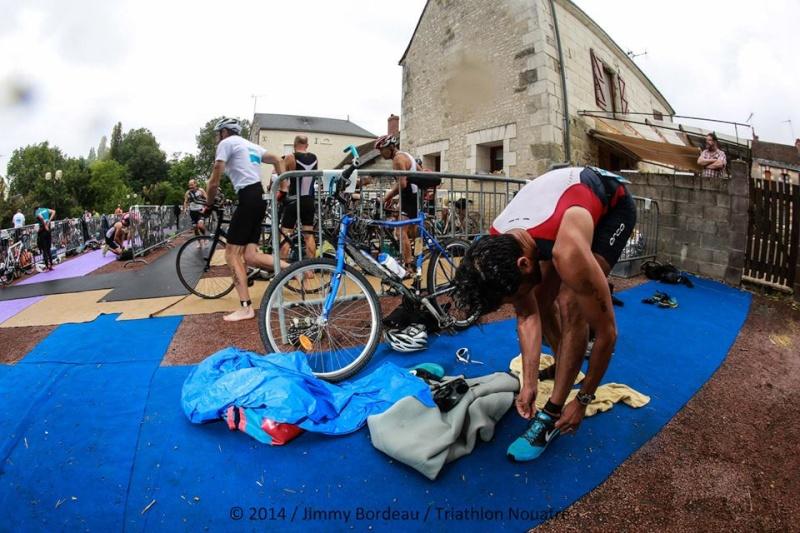 Triathlon : Bapteme du feu en La Mineur 10302010