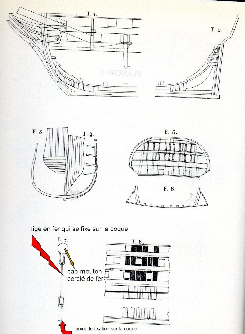 L' HERMIONE  au 1/89è    - Page 4 Plan10