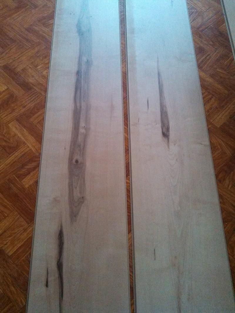 Travaux (TERMINÉS !) : Habillage d'un salon en bois massif Img_2014