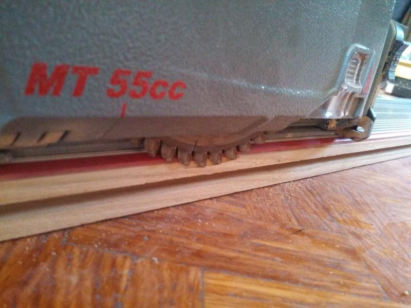 Travaux (TERMINÉS !) : Habillage d'un salon en bois massif Img_2020