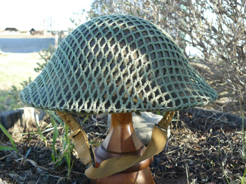 1941 dated C.L./C.with early Canadian woven olive green net Pictur23