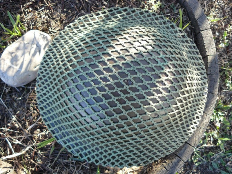 1941 dated C.L./C.with early Canadian woven olive green net Pictur25