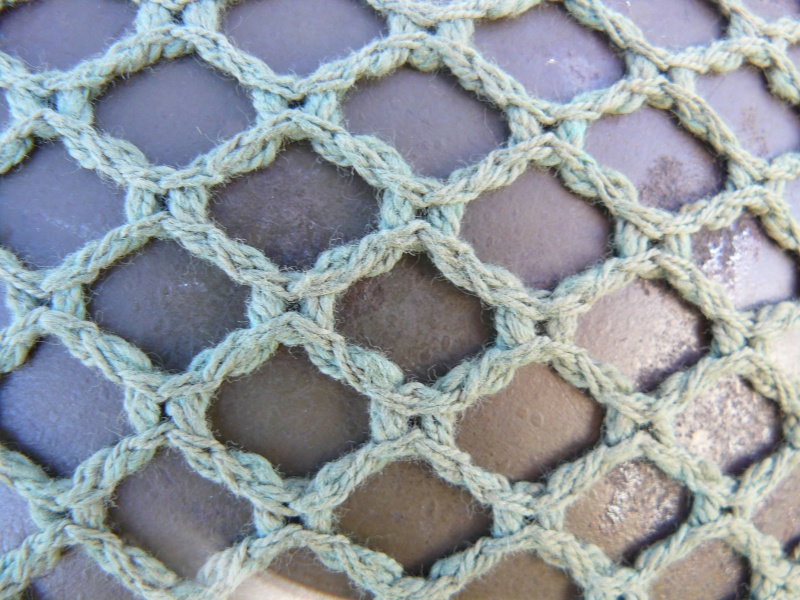 1941 dated C.L./C.with early Canadian woven olive green net Pictur27