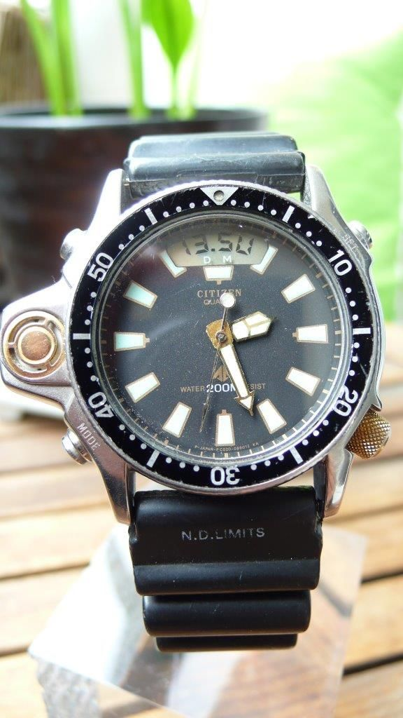 Citizen Aqualand Promaster C020 53c29c12