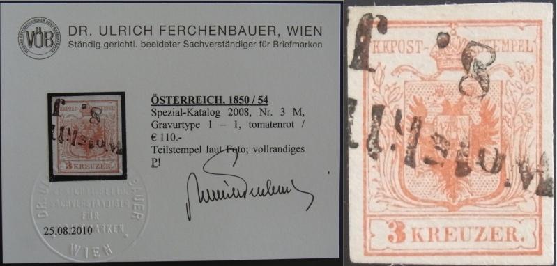 Die erste Österreichische Ausgabe 1850 - Seite 4 Ank3_g10