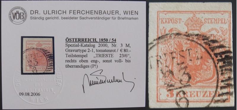 Die erste Österreichische Ausgabe 1850 - Seite 4 Ank3_g12