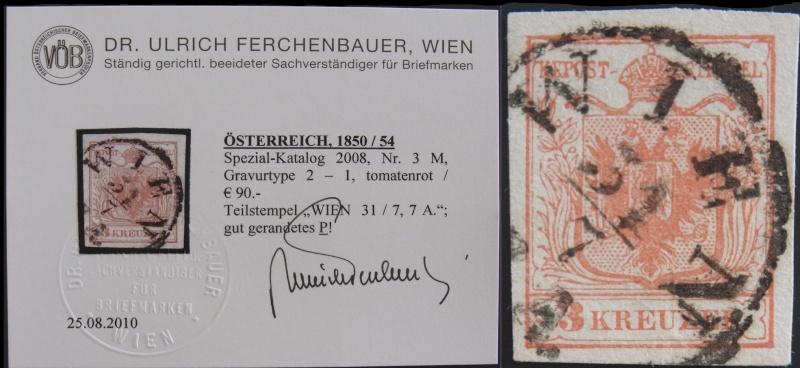 Die erste Österreichische Ausgabe 1850 - Seite 4 Ank3_g13