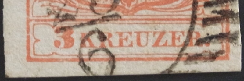 Die erste Österreichische Ausgabe 1850 - Seite 4 Ank3_g18