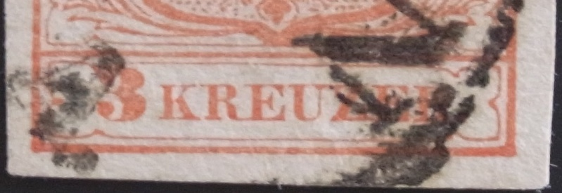 Die erste Österreichische Ausgabe 1850 - Seite 4 Ank3_g19